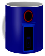 Palladian Red And Blue Coffee Mug