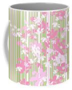 Palm Beach Floral II Coffee Mug