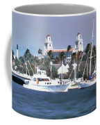 Palm Beach Middel Bridge Coffee Mug