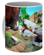 Palm Canyon Park Coffee Mug
