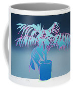 Palm Coffee Mug