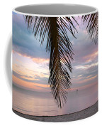 Palm Courtain II Coffee Mug