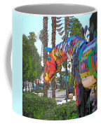 Palm Desert Coda Coffee Mug