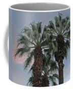 Palm Desert Palms  Coffee Mug
