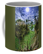 Palm Desert Sky Coffee Mug