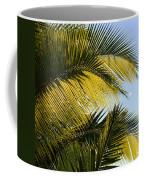 Palm Detail Coffee Mug
