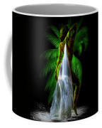 Palm Falls Coffee Mug