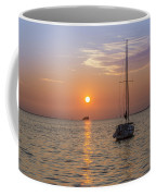 Palm Harbor Has The Best Sunsets Coffee Mug