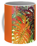 Palm Patterns 2 Coffee Mug