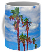 Palm Print Coffee Mug
