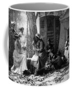 Palm Reading, C1902 Coffee Mug