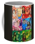 Palm Sunday Vignetes Coffee Mug