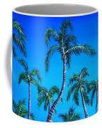 Palm Tops Coffee Mug