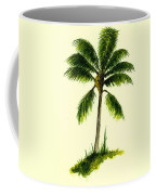 Palm Tree Number 1 Coffee Mug