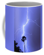 Palm Tree On Strike Coffee Mug