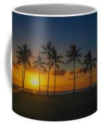 Palm Tree Paradise Coffee Mug