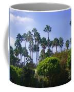 Palm Trees. My Beautiful California Coffee Mug
