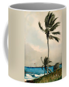 Palm Trees - Nassau Coffee Mug