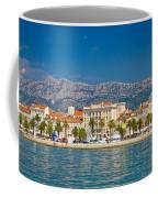 Palm Waterfront Of Split City Coffee Mug