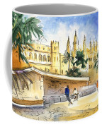Palma De Mallorca Cathedral Coffee Mug