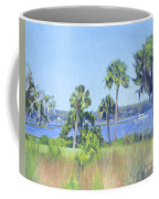 Palmetto Bluff Backyard Coffee Mug