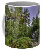 Palms Pool Coffee Mug