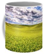 Palouse Hills Canola Coffee Mug