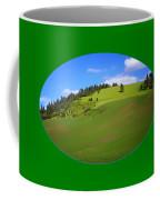 Palouse - Landscape - Transparent Coffee Mug