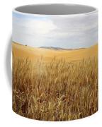 Palouse Wheat Fields Coffee Mug