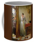 Palpitation Coffee Mug by Charles West Cope