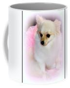 Pampered Pomeranian  Coffee Mug