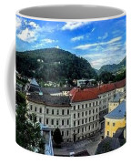 Pamramic Of Salzburg  Coffee Mug