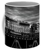 Pan Am Railways 618 616 609 Coffee Mug by Bob Orsillo