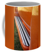 Panel Truck Running Board Coffee Mug