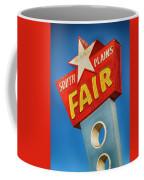 Panhandle South Plains Fair Sign Coffee Mug