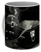 Panhandling Dog Coffee Mug by Julie Niemela