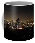 Pano From Griffeth Observatory  Coffee Mug