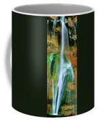 Panorama Lower Calf Creek Falls Escalante Nm Utah Coffee Mug