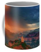 Panorama North Rim Grand Canyon Arizona Coffee Mug
