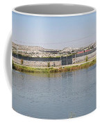 Panorama Of A Pond Coffee Mug