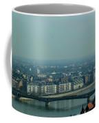 Panorama Of Budapest Coffee Mug