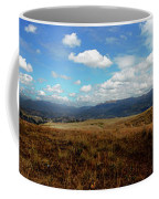 Panorama Of Pachamama IIi Coffee Mug
