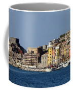 Panorama Of Portovenere Coffee Mug