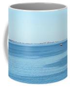 Panorama Of Quincy Bay Coffee Mug