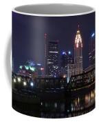 Panoramic Columbus Coffee Mug