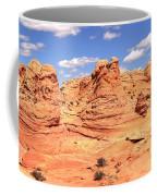 Panoramic Desert Landscape Fantasyland Coffee Mug