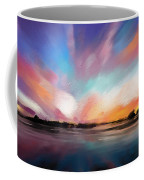 Panoramic Seascape Coffee Mug