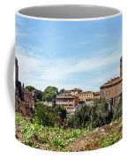 Panoramic View Of Rome Coffee Mug