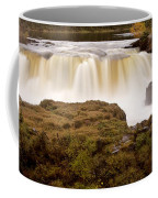 Panoramic Waterfall Manitoba Coffee Mug