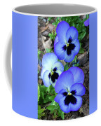 Pansies 0823 Coffee Mug